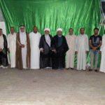 فعالیت های مجمع جهانی هیئات و مواکب حسینی در شهر سوق الشیوخ کشور عراق