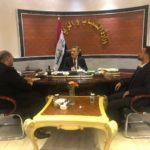 همکاری موسسه مصباح الحسین علیه السلام با وزارت جوانان و ورزش عراق