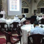 برگزاری کارگاه آموزشی عوامل موفقیت فعالیتی از مرکز مشکات در شهر صفوای عربستان