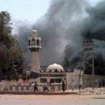 حمله انتحاری بوکوحرام به یک مسجد در نیجریه