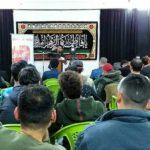 مشارکت مرکز اندیشه اسلامی اهل بیت علیهم السلام در برگزاری همایش شعر سازمان امل عراق در بغداد