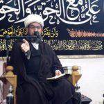 برگزاری عزای فاطمی در استان میسان عراق