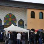 افتتاح مسجدی در شهر رنس کشور فرانسه
