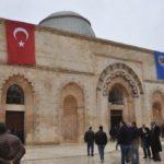 مسجد تاریخی ۸۰۰ ساله در ترکیه پس از مرمت بازگشایی شد
