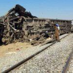 انفجار بمب در مسیر قطار مسافربری در پاکستان