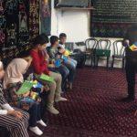 آغاز دروس قرآن و تعلیم زبان عربی در مدرسه امام حسن مجتبی علیه السلام در کشور سوئد
