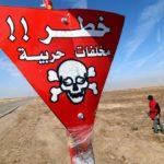هشدار سازمان ملل در خصوص بمبها و مواد منفجره به جای مانده از داعش در عراق