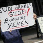 قانونشکنی دولت انگلیس در فروش اسلحه به عربستان