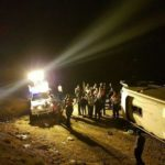 ۲۲ مصدوم در واژگونی اتوبوس زائران عراقی در لرستان