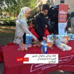 کمک رسانی سازمان حسین کیست؟ به نیازمندان اورلاندو