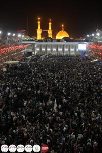 Delivery of 1397 solar year in Bein-al-Harmain Karbala
