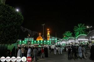Holy City Of Karbala